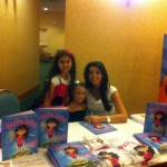 Wacky Jacky First Book Signing