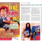 Jaclyn Stapp featured in South Florida Parenting