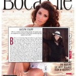 Jaclyn Stapp graces the cover of Boca Life!